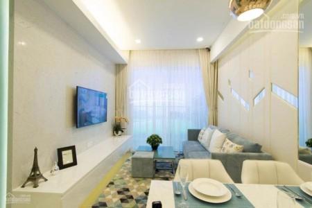 Saigon Mia 2 PN, đủ đồ, kiến trúc căn hộ đẹp, tầng cao, giá 9 triệu/tháng, 75m2, 2 phòng ngủ, 2 toilet