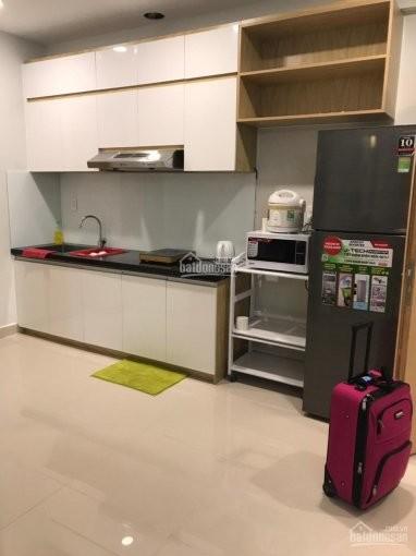 Cho thuê căn hộ rộng 51m2, tầng cao, cc Charming La Pointe, có nội thất, giá 15 triệu/tháng, 51m2, 1 phòng ngủ, 1 toilet
