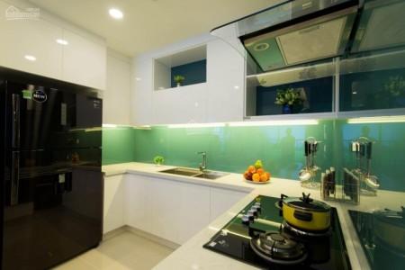 Cho thuê căn hộ rộng 78m2, 2 PN, Golden Mansion, tầng cao, giá 13 triệu/tháng, 78m2, 2 phòng ngủ, 2 toilet