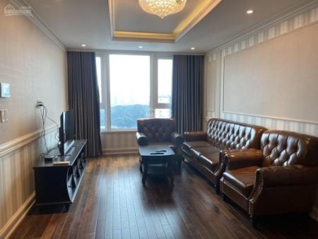 Căn hộ đẳng cấp Châu Âu Léman Luxury Quận 3 cần cho thuê giá 48 triệu/tháng, dt 120m2, 120m2, 3 phòng ngủ, 2 toilet