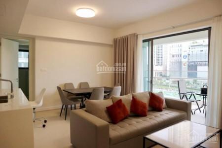 Trống căn hộ tầng cao rộng 60m2, 2 PN, có sẵn đồ, cc Gateway Thảo Điền, giá 16 triệu/tháng, 60m2, 2 phòng ngủ, 2 toilet