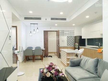 Căn hộ rộng 74m2, tầng cao, mới 100%, đủ đồ dùng, giá 12 triệu/tháng, cc The Golden Star, 74m2, 2 phòng ngủ, 2 toilet