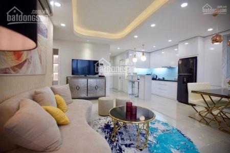 Trống căn hộ tầng cao cc Golden Mansion cho thuê giá 17 triệu/tháng, dt 90m2, 3 PN, 90m2, 3 phòng ngủ, 2 toilet