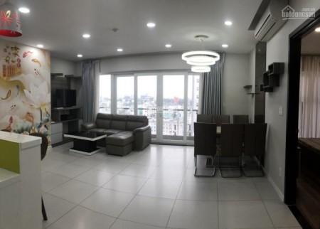 Mới nhận căn hộ 3 PN, dtsd 97m2, cc Xi Grand Court cần cho thuê giá 26 triệu/tháng, đủ nội thất, 109m2, 3 phòng ngủ, 3 toilet
