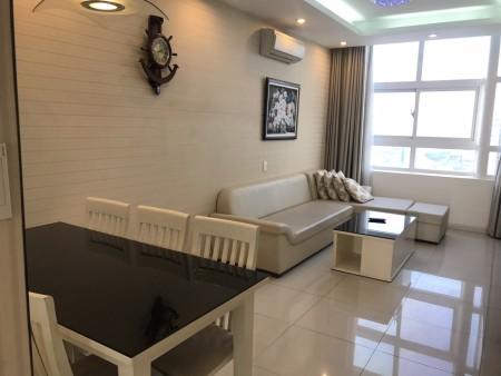 #15 Triệu – Cho thuê chung cư 141 Cộng Hòa Plaza 2PN/2WC tiện nghi y hình Tel 0933417473 Tony đi xem, 72m2, 2 phòng ngủ, 2 toilet