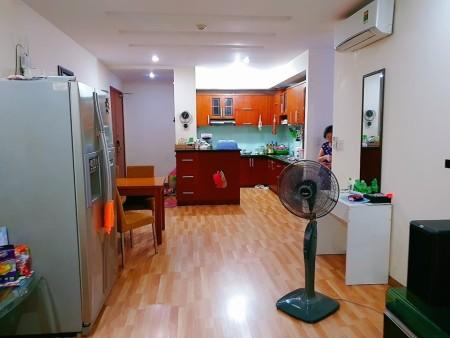#15 Triệu – Cho thuê chung cư Morning Star Bình Thạnh 3PN/2WC full tiện nghi đẹp Tel 0933417473 Tony, 115m2, 3 phòng ngủ, 2 toilet