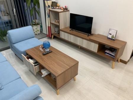 Him Lam Quận 9 cho thuê căn hộ Block A rộng 69m2, đủ tiện nghi, giá 11 triệu/tháng, 69m2, 2 phòng ngủ, 2 toilet