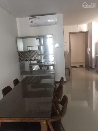 Cho thuê căn hộ rộng 80m2, giá 19 triệu/tháng. CC Hado Centrossa Quận 10, 80m2, 2 phòng ngủ, 2 toilet