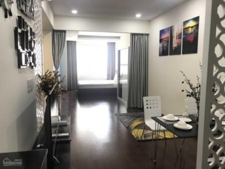 Cho thuê căn hộ tầng cao rộng 50m2, 1 PN, có sẵn đồ, cc Lexington Residence, giá 12 triệu/tháng, 50m2, 1 phòng ngủ, 1 toilet