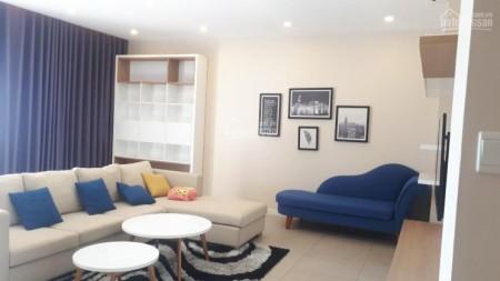 Trống căn hộ tầng cao rộng 92m2, 2 PN, ban công rộng, cc Riviera Point, giá 17 triệu/tháng, 92m2, 2 phòng ngủ, 2 toilet
