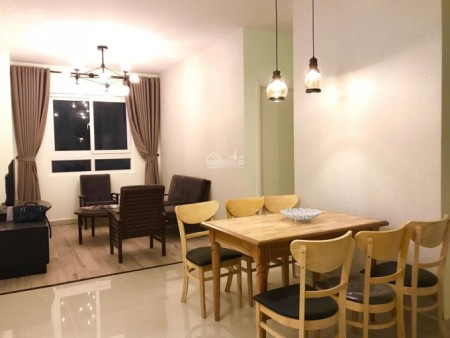 Cho thuê căn hộ rộng 63m2, giá 10 triệu/tháng. MT 195 Cao Lỗ, Quận 8, 63m2, 2 phòng ngủ, 2 toilet