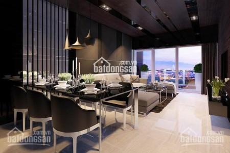 Trống căn hộ lầu cao rộng 86m2 cần cho thuê giá 23 triệu/tháng. CC Hado Centrosa Garden, 86m2, 2 phòng ngủ, 2 toilet