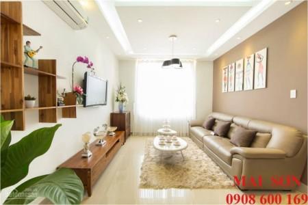 Chủ cần cho thuê căn hộ Him Lam Quận 9 rộng 70m2, 2 PN, đủ đồ dùng, giá 7.5 triệu/tháng, 70m2, 2 phòng ngủ, 2 toilet