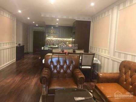 Tầng 7 cc Léman Luxury cho thuê căn hộ rộng 99m2, 3 PN, giá 39 triệu/tháng, 99m2, 3 phòng ngủ, 2 toilet