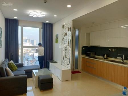 Mới 100%, căn hộ tầng cao, cc The Golden Star rộng 72m2, 2 PN, giá 14 triệu/tháng, 72m2, 2 phòng ngủ, 2 toilet