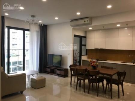 Trống căn hộ tầng cao, có ban công rộng 60m2, 2 PN, cc Estella Heights, giá 15 triệu/tháng, 60m2, 2 phòng ngủ, 2 toilet