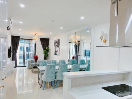 Vừa nhận căn hộ Golden Mansion cần cho thuê lại dt 80m2, giá 17 triệu/tháng, LHCC, 80m2, 2 phòng ngủ, 2 toilet