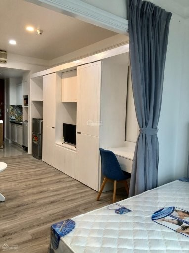 Trống căn hộ rộng 38m2 cần cho thuê giá 12 triệu/tháng, cc The Manor Bình Thạnh, 38m2, 1 phòng ngủ, 1 toilet