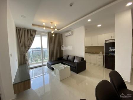 Saigon Mia cho thuê căn hộ 2 PN sàn gỗ, dt 78m2, giá 10 triệu/tháng, LHCC, 78m2, 2 phòng ngủ, 2 toilet
