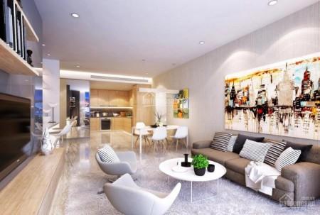 Trống căn hộ tầng cao, yên tĩnh rộng 80m2, cc Hado Centrosa, còn mới, giá 16 triệu/tháng, 80m2, 2 phòng ngủ, 2 toilet
