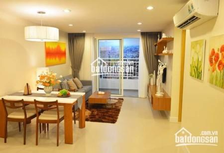 Cho thuê căn hộ mới bàn giao rộng 51m2, tầng 20, 1 PN, có ban công, giá 6.5 triệu/tháng, 51m2, 1 phòng ngủ, 1 toilet