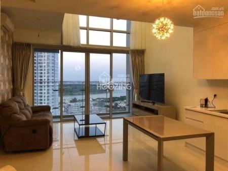 Estella Heights cho thuê căn hộ thanh lịch rộng 130m2, giá 46 triệu/tháng, LHCC, 130m2, 3 phòng ngủ, 2 toilet