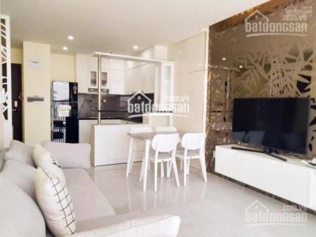 Cần cho thuê căn hộ rộng 56m2, trần cao, 2 PN, giá 7 triệu/tháng. CC Moonlight Boulevard, 56m2, 2 phòng ngủ, 1 toilet