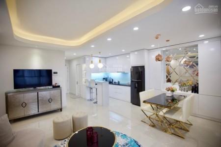 Cho thuê căn hộ tầng trung cc Rivera Park Quận 10, dt 88m2, 2 PN, giá 15 triệu/tháng, 88m2, 2 phòng ngủ, 2 toilet