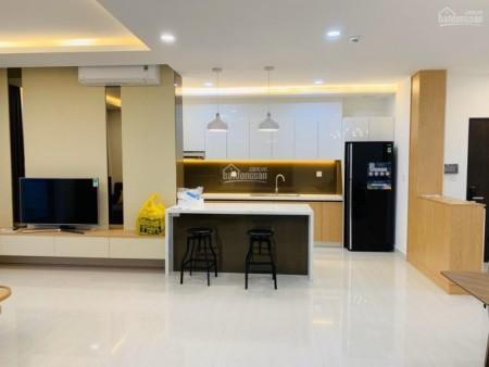 Riverpark Premier có căn hộ rộng 124m2, cần cho thuê giá 47 triệu/tháng, 3 PN, hướng Đông, 124m2, 3 phòng ngủ, 2 toilet