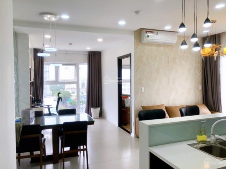 Cho thuê căn hộ rộng 54m2, 1 PN, tầng cao, giá 13 triệu/tháng, Xi Grand Court, 54m2, 1 phòng ngủ, 1 toilet