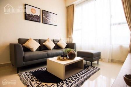 Cho thuê căn hộ giá 19 triệu/tháng, cc The Tresor, dt 74m2, 2 PN, đủ đồ dùng, 74m2, 2 phòng ngủ, 2 toilet