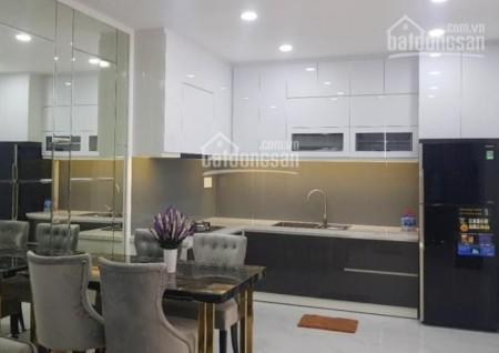 Cho thuê căn hộ rộng 70m2, 2 PN, tầng cao, có sẵn đồ dùng, giá 12 triệu/tháng, 70m2, 2 phòng ngủ, 2 toilet