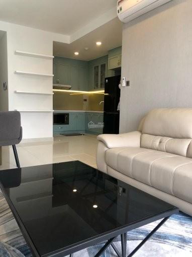 Căn hộ view Bitexco cc Saigon Royal Quận 4, dt 88m2, 2 PN, giá 27 triệu/tháng, 88m2, 2 phòng ngủ, 2 toilet