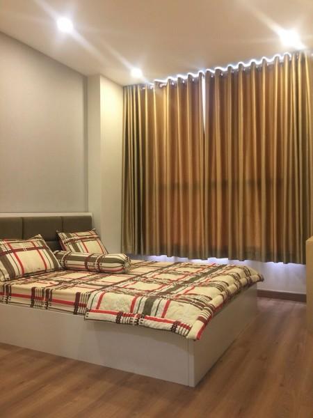 Căn hộ Garden gate 3 phòng ngủ đầy đủ nội thất quận Phú Nhuận 22,5 tr/th - Tel: 0909053301, 85m2, 3 phòng ngủ, 2 toilet
