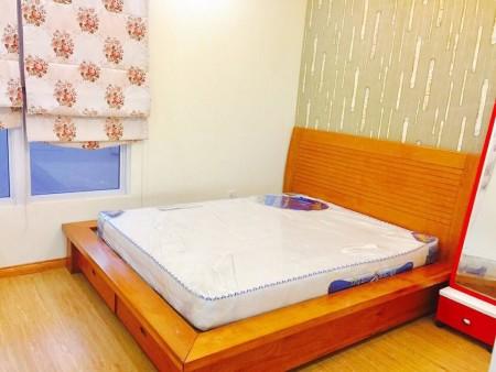 Căn hộ 1 phòng ngủ The Prince Residence cho thuê, lầu cao, nhiều view, view chính nhìn sông Tell phone: 0932709098 A.Lộc, 50m2, 1 phòng ngủ, 1 toilet