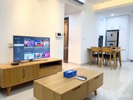 The Tresor cho thuê căn hộ rộng 75m2, 2 PN, giá 20 triệu/tháng, LHCC, 75m2, 2 phòng ngủ, 2 toilet