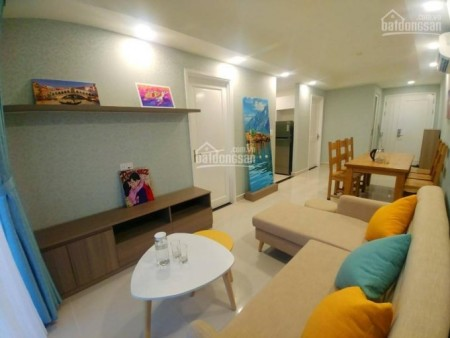 Căn hộ tầng 14 cần cho thuê giá 7 triệu, đồ dùng cơ bản, 2 PN, cc Lavita Garden, 68m2, 2 phòng ngủ, 2 toilet