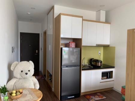 #Bao phí quản lý, cho thuê căn hộ Officetel Orchard Park View đầy đủ nội thất LH: 0909.053.301, 35m2, 1 phòng ngủ, 1 toilet
