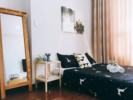 Cho thuê căn hộ Officetel Garden Gate, đầy đủ nội thất đẹp, bao phí QL LH: 0909053301 Miss Kim, 37m2, 1 phòng ngủ, 1 toilet