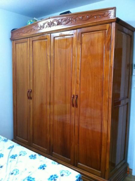 Cho thuê căn hộ Carillon 1- Full nội thất – 2PN/ 75 m2 - Tel 0906 216 352 – Cảnh Phụng, 75m2, 2 phòng ngủ, 1 toilet