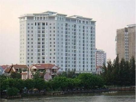 Cần Cho thuê gấp căn hộ Hồng Lĩnh Plaza, Có Nội Thất, Giá : 9 tr/th,, 81m2, 2 phòng ngủ, 2 toilet