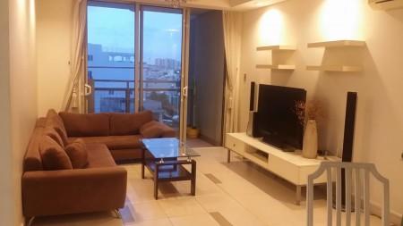 Cho thuê căn hộ cc 2 PN, diện tích rộng, đủ nội thất cao cấp, Trung tâm Phú Nhuận 0909053301, 93m2, 2 phòng ngủ, 2 toilet