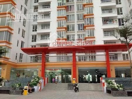 Terra Bình Chánh cần cho thuê căn hộ rộng 69m2, 2 PN, có sẵn nội thất, giá 6 triệu/tháng, 69m2, 2 phòng ngủ, 2 toilet