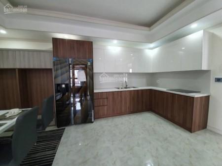 Trống căn hộ 2 Pn tầng cao cc Homyland Riverside rộng 81m2, giá 12 triệu/tháng, 81m2, 2 phòng ngủ, 2 toilet
