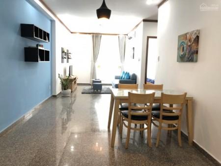 Cần cho thuê căn hộ rộng 92m2, 2 PN, nội thất có sẵn, giá 12 triệu/tháng, cc Hoàng Anh Thanh Bình, 92m2, 2 phòng ngủ, 2 toilet