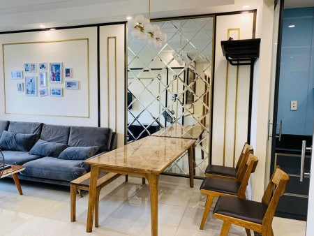 Căn hộ Newton Residence cho thuê gồm 2 phòng ngủ / 2WC full NTCC LH xem nhà: 0906.216.352 Cảnh Phụng, 78m2, 2 phòng ngủ, 2 toilet