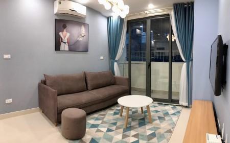 Cho thuê 3PN Full 100% Đồ mới FLC Green Apartment 18 Phạm Hùng Mỹ Đình, 71m2, 3 phòng ngủ, 2 toilet