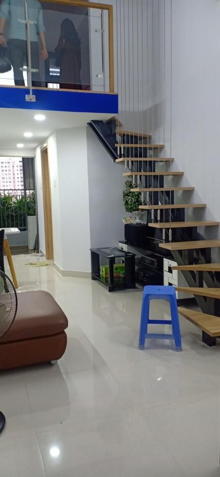 Cho thuê căn hộ officetel La 3, có 1PN, wc pk, bếp. Nội thất :có 2 máy lạnh, rèm, 1 giường, 1 tủ. Giá 7.5tr/th 091886030, 43m2, 1 phòng ngủ, 1 toilet
