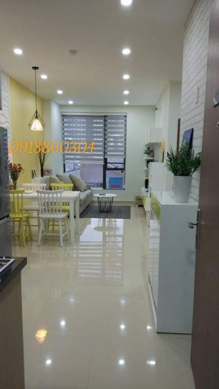 Cho huê La Astoria 1, Giá 10tr/tháng. 2PN, đầy đủ nội thất như hình. 0918860304, 57m2, 2 phòng ngủ, 1 toilet