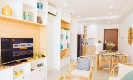 #15 Triệu - Cho thuê căn hộ Cộng Hòa Garden - Quận Tân Bình 2PN/2WC, DT 72m2, nhà mới đẹp y hình Tel: 0906.216.352, 72m2, 2 phòng ngủ, 2 toilet
